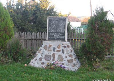 Bátonyterenye -Maconka II.vh emlékmű 2008.10.17. küldő-kalyhas