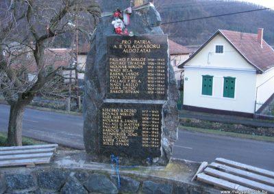 Bátor II.vh emlékmű 2007.12.04.küldő-Kályhás (1)