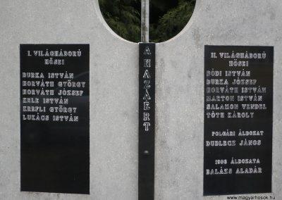 Báza világháborús emlékmű 2009.01.07.küldő-Sümec (1)
