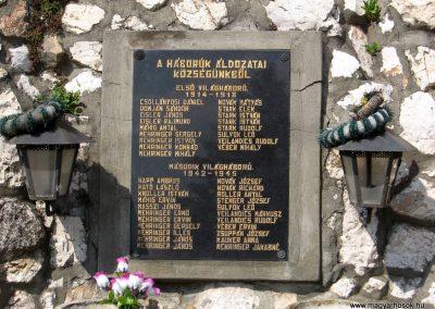 Béb világháborús emlékmű 2010.07.21. küldő-kalyhas (4)