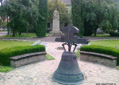 Békés I. és II.vh emlékművek 2010.08.06. küldő Csiszár Lehel (5)