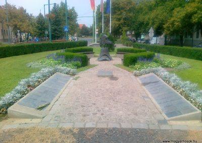 Békés I. és II.vh emlékművek 2010.08.06. küldő Csiszár Lehel (6)
