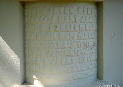 Békéscsaba Hősök temetője I. világháborús emlékmű és katonasírok 2015.05.09. küldő-Emese (12)