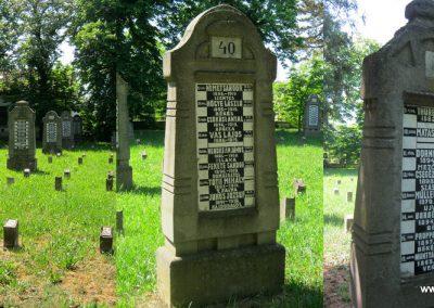 Békéscsaba Hősök temetője I. világháborús emlékmű és katonasírok 2015.05.09. küldő-Emese (14)
