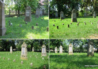 Békéscsaba Hősök temetője I. világháborús emlékmű és katonasírok 2015.05.09. küldő-Emese (15)
