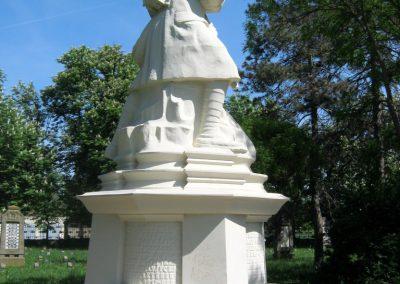 Békéscsaba Hősök temetője I. világháborús emlékmű és katonasírok 2015.05.09. küldő-Emese (6)