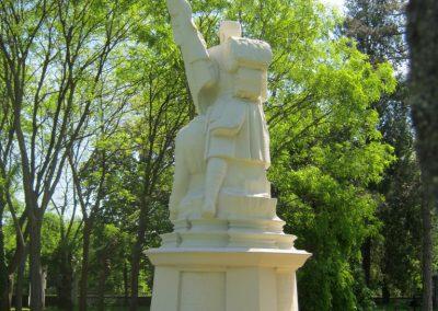 Békéscsaba Hősök temetője I. világháborús emlékmű és katonasírok 2015.05.09. küldő-Emese (9)