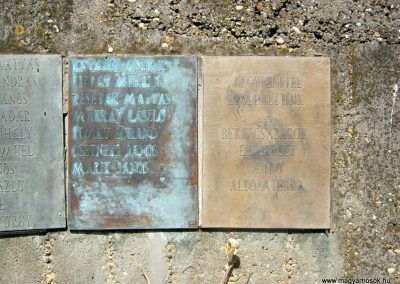 Békéscsaba II. világháborús emlékmű 2015.05.09, küldő-Emese (29)