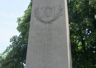 Békéscsaba a 101-esek I. világháborús emlékműve 2015.05.09. küldő-Emese (2)