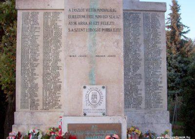 Békésszentandrás világháborús emlékmű 2009.11.01. küldő-miki (3)