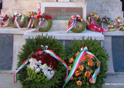 Békésszentandrás világháborús emlékmű 2009.11.01. küldő-miki (5)