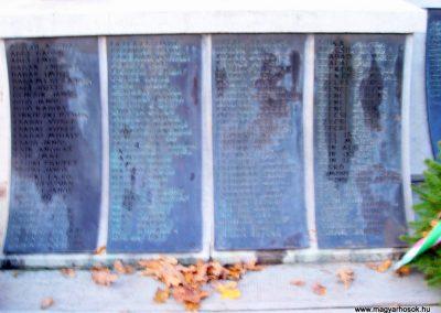 Békésszentandrás világháborús emlékmű 2009.11.01. küldő-miki (7)