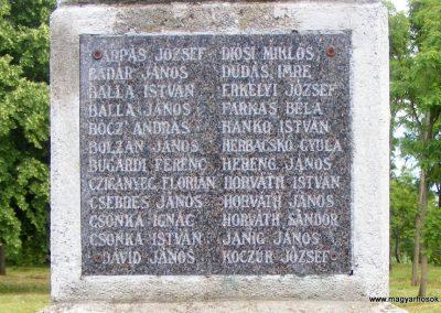Bény világháborús emlékmű 2013.06.02. küldő-Méri (5)