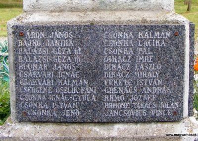 Bény világháborús emlékmű 2013.06.02. küldő-Méri (8)