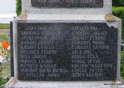 Bény világháborús emlékmű 2013.06.02. küldő-Méri (9)