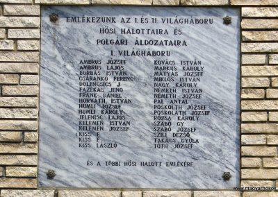 Bérbaltavár világháborús emlékmű 2011.06.18. küldő-HunMi (2)