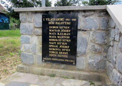 Bódvalenke világháborús emlékmű 2014.06.15. küldő-kalyhas (4)
