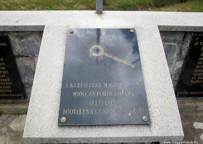 Bódvalenke világháborús emlékmű 2014.06.15. küldő-kalyhas (5)