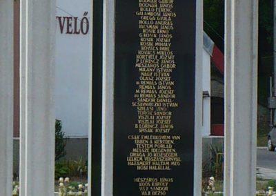 Bódvaszilas világháborús emlékmű 2009.05.11.küldő-Gombóc Arthur (2)