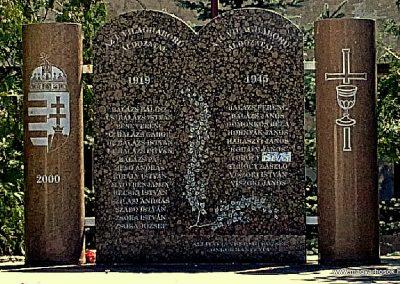 Bódvavendégi világháborús emlékmű 2011.08.11. küldő-Pataki Tamás (2)