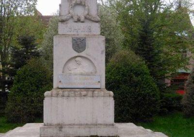 Bóly világháborús emlékmű felújítva 2016.04.10. küldő-miki