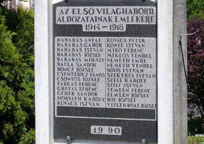 Böde világháborús emlékmű 2008.05.25. küldő-HunMi (3)