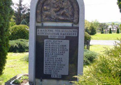 Böde világháborús emlékmű 2008.05.25.küldő-HunMi (2)