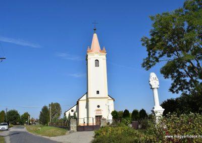 Bögöt I. világháborús emléktábla 2016.09.30. küldő-Méri