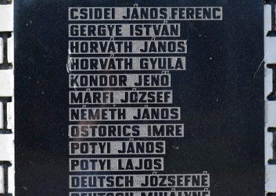 Bögöt II. világháborús emlékmű 2016.09.30. küldő-Méri (2)