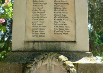 Bük világháborús emlékmű 2011.05.12. küldő-Ágca (1)