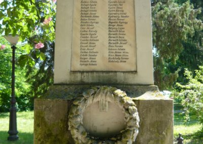 Bük világháborús emlékmű 2011.05.12. küldő-Ágca