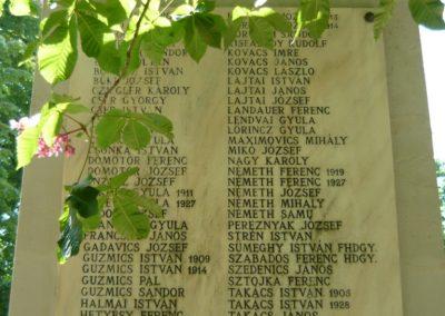 Bük világháborús emlékmű 2011.05.12. küldő-Ágca (7)
