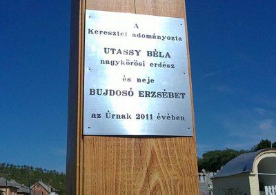 Bükkszenterzsébet hősi emlék 2012.07.19. küldő-Pataki Tamás (2)