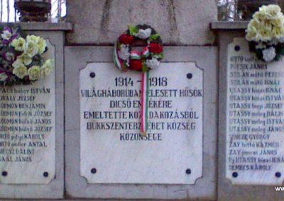 Bükkszenterzsébet világháborús emlékmű 2006.12.04. küldő-kalyhas (2)