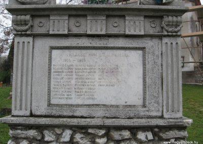 Bükkszentkereszt világháborús emlékmű-2008.10.26.küldő-Kályhás (1)