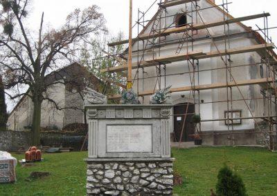 Bükkszentkereszt világháborús emlékmű-2008.10.26.küldő-Kályhás