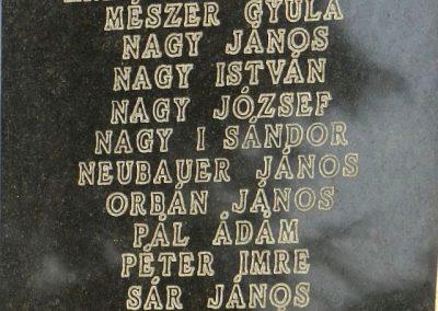 Büssü világháborús emlékmű 2016.03.20. küldő-Huber Csabáné (3)