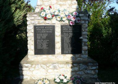 Büttös világháborús emlékmű 2009.05.21.küldő-Gombóc Arthur (1)