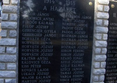 Bő világháborús emlékmű 2009.01.07. küldő-gyurkusz (1)