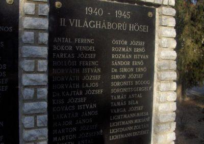 Bő világháborús emlékmű 2009.01.07. küldő-gyurkusz (3)