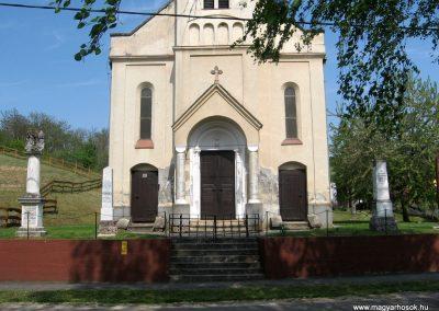 Bőszénfa II.vh emlékmű 2011.04.23. küldő-kalyhas