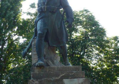 Babócsa világháborús emlékmű 2009.05.12.küldő-Sümec (1)