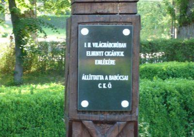 Babócsa világháborús emlékmű 2009.05.12.küldő-Sümec (12)