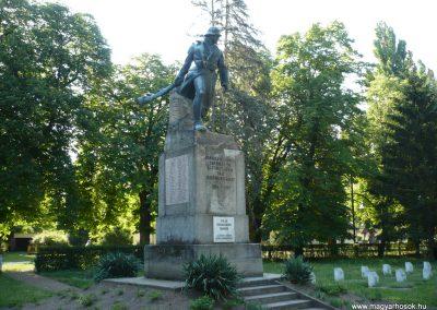 Babócsa világháborús emlékmű 2009.05.12.küldő-Sümec