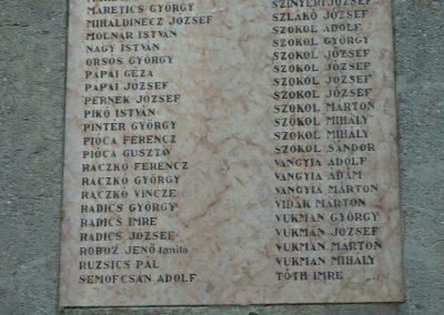 Babócsa világháborús emlékmű 2009.05.12.küldő-Sümec (6)