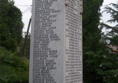 Babarc világháborús emlékmű 2009.06.01. küldő-Horváth Zsolt (2)