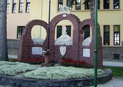Badacsonytördemic --Nemestördemic-- I.vh emlékmű 2010.08.29. küldő-Bagoly András (5)