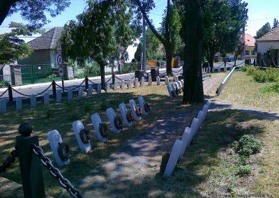 Badacsonytomaj II.vh emlékmű 2010.07.08 küldő-Csiszár Lehel (6)