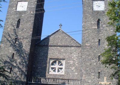 Badacsonytomaj, templom I. világháborús emléktáblák 2012.08.04. küldő-Nerr