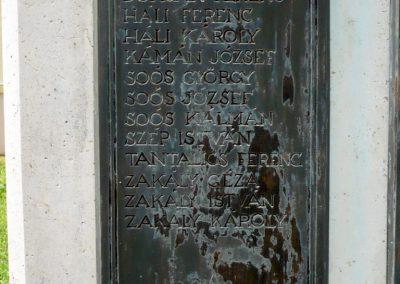 Baglad világháborús emlékmű 2010.08.13. küldő-Sümec (5)